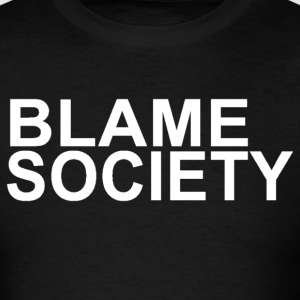 BLAME SOCIETY JAY Z TSHIRT - Men's T-Shirt