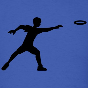 frisbee ultimate  T-Shirts - Men's T-Shirt