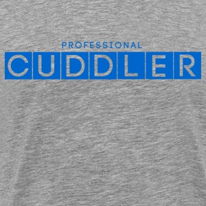 professional_cuddler T-Shirts - Men's Premium T-Shirt