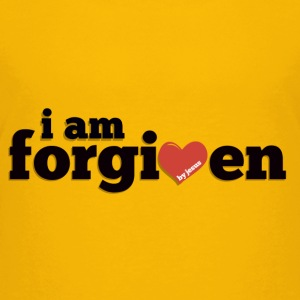 I am Forgiven by Jesus Kid's Premium T-Shirt - Kids' Premium T-Shirt