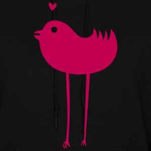 COUPLE BIRD WOMEN - Women's Hoodie