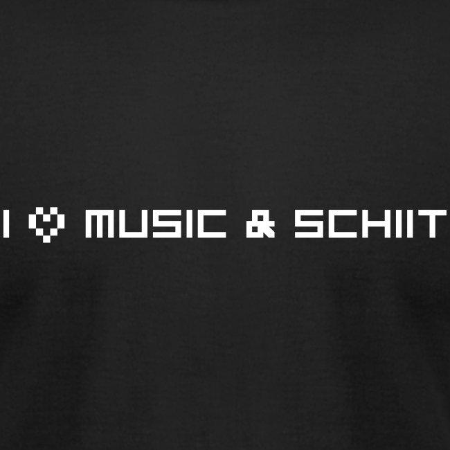 I Heart Music & Schiit - Mens