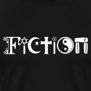 fiction_black.png T-Shirts - Men's Premium T-Shirt