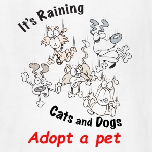 Adopt a Pet Kids' Shirts - Kids' T-Shirt