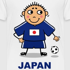 Soccer player - Japan Baby & Toddler Shirts - Toddler Premium T-Shirt
