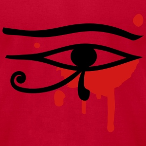 The Eye of Horus  T-Shirts - Men's T-Shirt by American Apparel