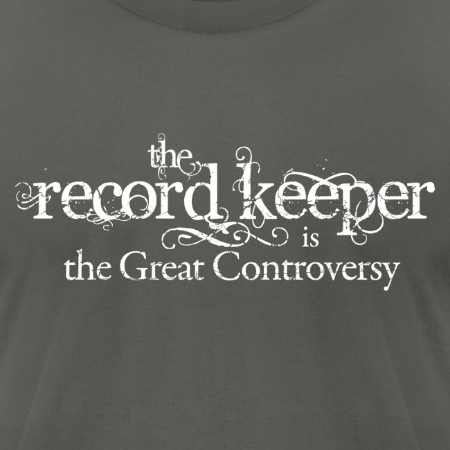 the record keeper is the great controversy - men's