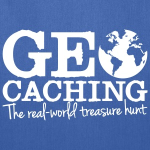 Geocaching - the real-world treasure hunt Bags & backpacks - Tote Bag