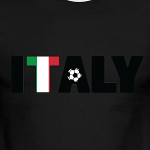 GOGO Italy Men's Ringer T-shirt by American appare - Men's Ringer T-Shirt