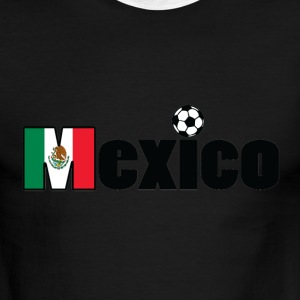 GOGO Mexico Men's Ringer T-shirt by American appar - Men's Ringer T-Shirt