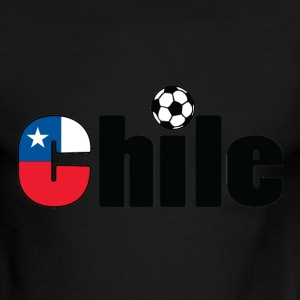 GOGO Chile Men's Ringer T-shirt by American appare - Men's Ringer T-Shirt