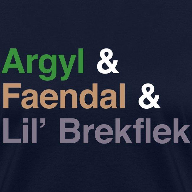 Argyl & Friends (Women's)