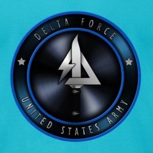Delta Force ! - Men's T-Shirt by American Apparel