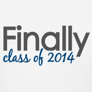 finally class of 2014 Women's T-Shirts - Women's T-Shirt