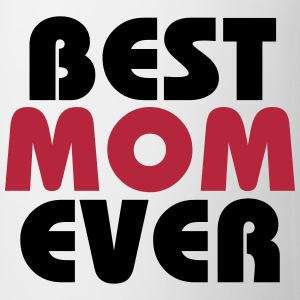 Best Mom ever Bottles & Mugs - Coffee/Tea Mug