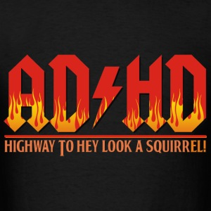 AD / HD - Men's T-Shirt