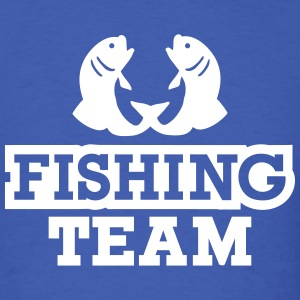 Team rod t shirts spreadshirt for Fishing team shirts