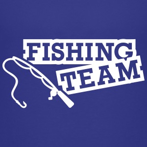 Fishing Team Kids' Shirts - Kids' Premium T-Shirt