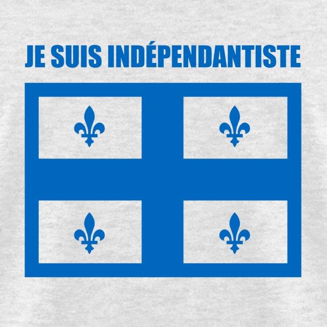 Je suis indépendantiste (Québec)