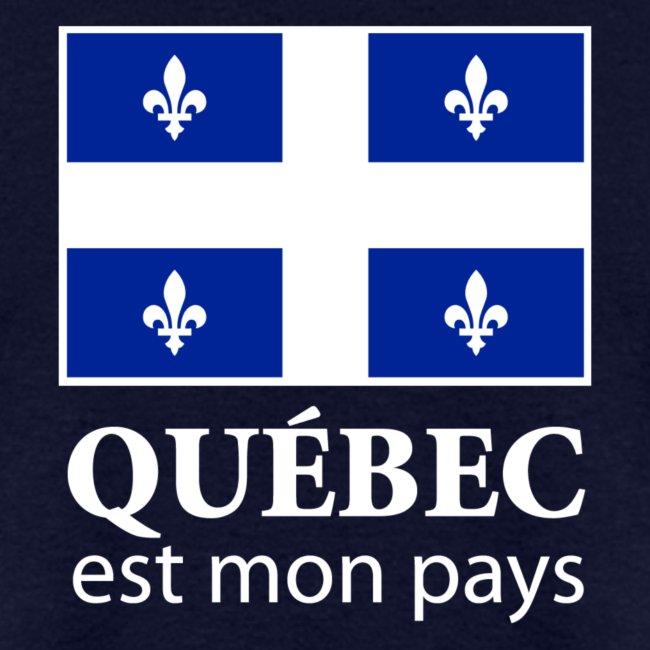 Québec est mon pays