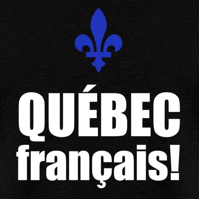 QUÉBEC français