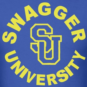 SWAGGER UNIVERSITY - Men's T-Shirt
