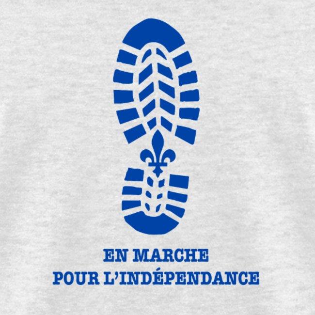 Marche Indépendance