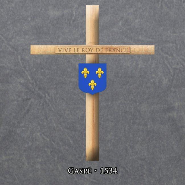 GASPÉ 1534