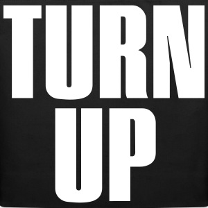 TURN UP | TURNT UP - Eco-Friendly Cotton Tote