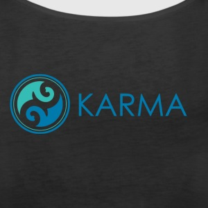 karma-HR.png Tanks - Women's Premium Tank Top