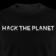 Design ~ Hack The Planet [White]