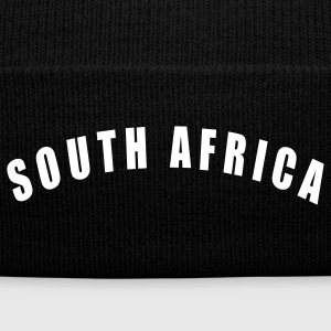 South Africa, cairaart.com Caps - Knit Cap with Cuff Print