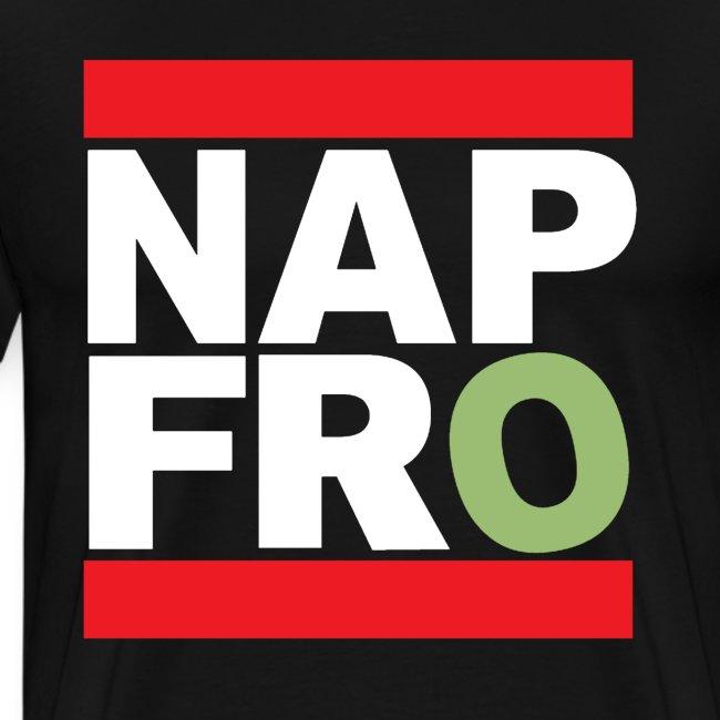 NAPFRO STAMP (BLACK)
