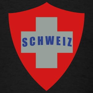 Switzerland, cairaart.com T-Shirts - Men's T-Shirt