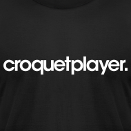Design ~ croquetplayer.