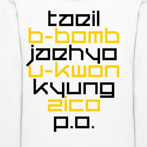 Block B Logo (with back) - Women's Hoodie