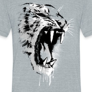 Rage Instinct 2 T-Shirts - Unisex Tri-Blend T-Shirt by American Apparel