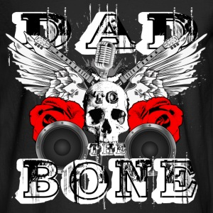 DAD to the BONE Clasic W Long Sleeve Shirts - Men's Long Sleeve T-Shirt