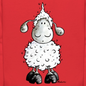 Little White Sheep Cartoon Sweatshirts - Kids' Hoodie