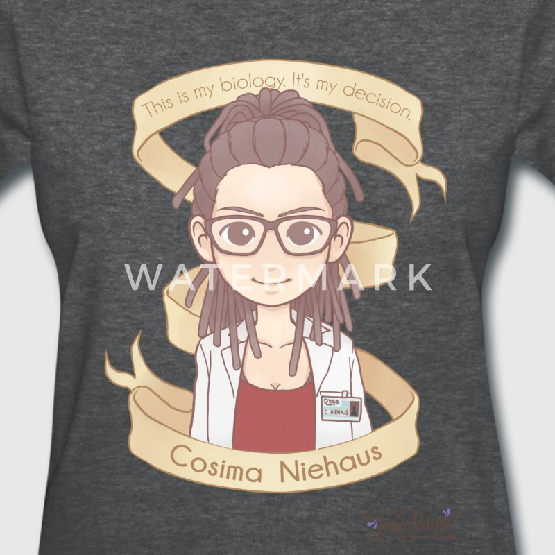 Cosima: Orphan Black - Women's T-Shirt