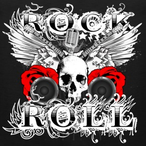 Rock Roll Classic W Men - Men's Premium Tank