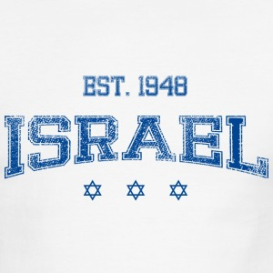 Israel-blue T-Shirts - Men's Ringer T-Shirt