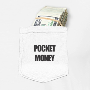Pocket Money T-Shirts - Men's Premium T-Shirt