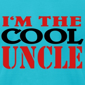 I'm the cool Uncle T-Shirts - Men's T-Shirt by American Apparel