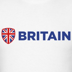 Britain Emblem Side 1 (3c)++2014 T-Shirts