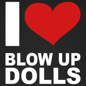 I Love Blow Up Dolls, cairaart.com Caps - Baseball Cap