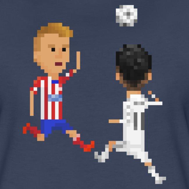 Women T-Shirt - Goal of a Champions 2014