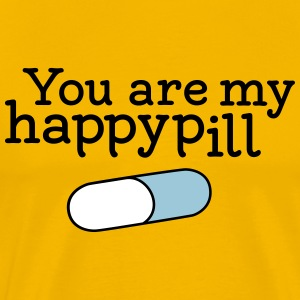 happypill T-Shirts - Men's Premium T-Shirt