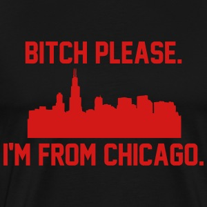 Chicago T-Shirts - Men's Premium T-Shirt