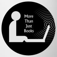 Design ~ More than just books mug